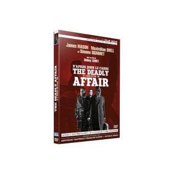 The Deadly Affair DVD