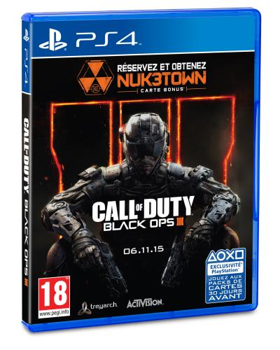 Call of Duty Black Ops 3 PS4 - PlayStation 4