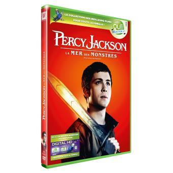 Percy JacksonPercy Jackson 2 La mer des monstres DVD