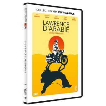 Lawrence d'Arabie DVD