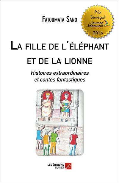 La fille de l'éléphant et de la lionne