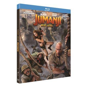 JumanjiJumanji : Next Level Blu-ray