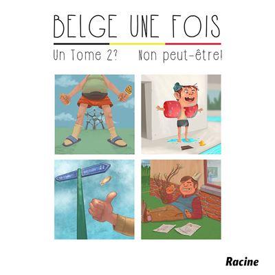 Belge une fois (tome 2)