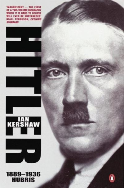 Hitler 1889-1936 - Hubris - 9780141925790 - 14,99 €