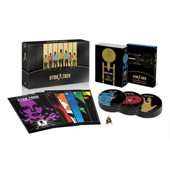 Star TrekStar Trek Coffret 50 ans Edition Ultime Blu-ray