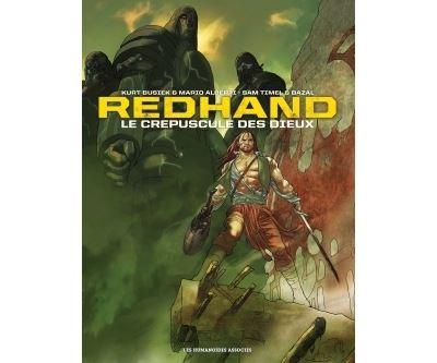 Redhand : le crepuscule des dieux