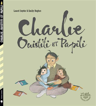 Charlie et Ouistiti - Tome 2 : Charlie, Ouistiti et Papili