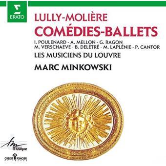 Lully : Les comédies ballets