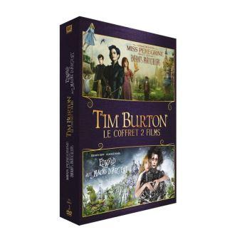 Coffret Burton DVD