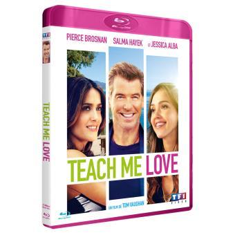 Teach me love Blu-ray