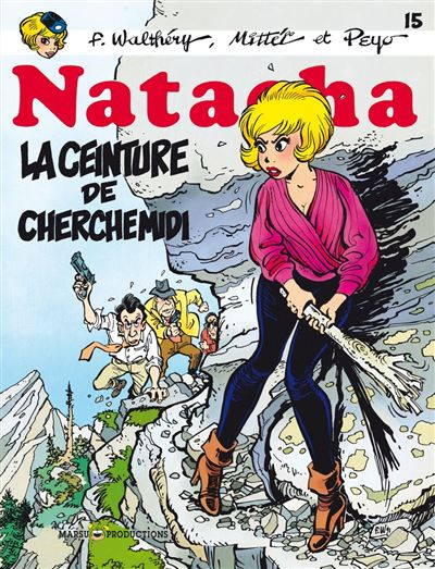 Natacha - La ceinture de cherchemidi