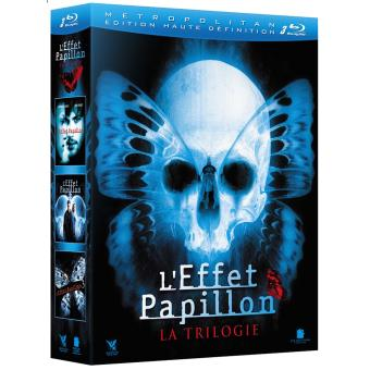 Coffret L'Effet Papillon 3 films Blu-ray