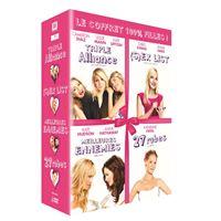Coffret Comédies romantiques Version 2015 4 films DVD