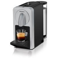 Expresso à capsule connectée Nespresso Prodigio M 135 1260W Argent