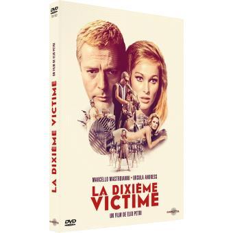 La dixième victime DVD