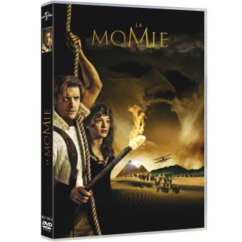 MummyLa Momie DVD