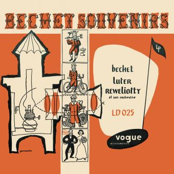 BECHET SOUVENIR/LP