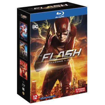 FlashFlash Saisons 1 à 3 Blu-ray