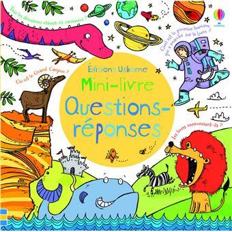 Questions-réponses - Mini-livre