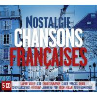 Nostalgie Chanson française