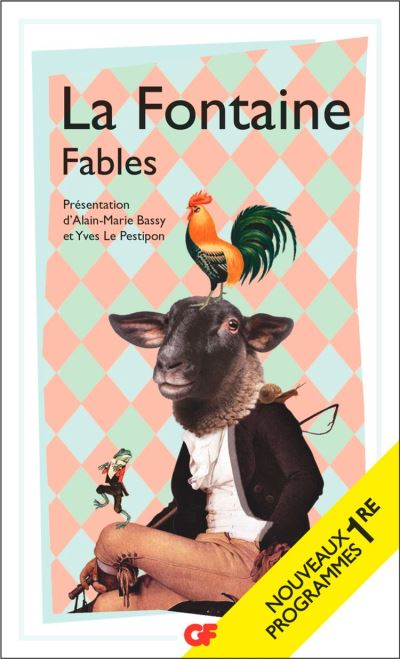 Fables - 9782081503441 - 2,49 €