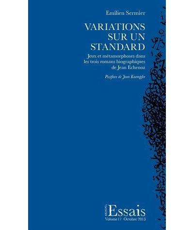 Variations sur un standard