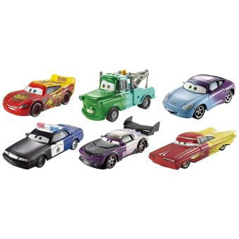 CARS COLOR CHANGERS SNGLS