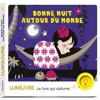 Image Bonne Nuit lumilivre - bonne nuit ! - cartonné - romain guyard, romain guyard