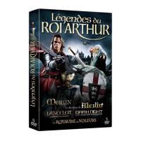 Légendes du Roi Arthur Edition Fourreau DVD