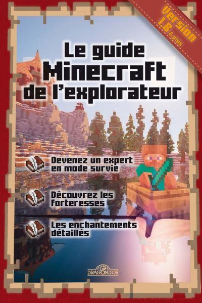 Le guide Minecraft de l'explorateur - 9782821204898 - 4,99 €