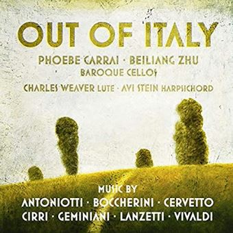 OUT OF ITALY/COMP ITALIEN