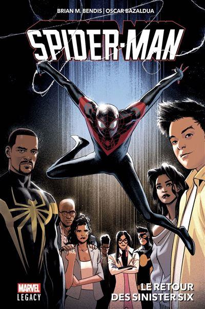 Spider-Man: Le retour des Sinister Six