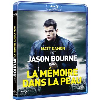 Jason BourneLa Mémoire dans la peau Blu-ray