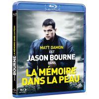 La Mémoire dans la peau Blu-ray