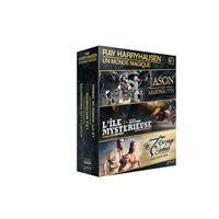 Coffret Ray Harryhausen : Un monde magique Numéro 1 Blu-ray