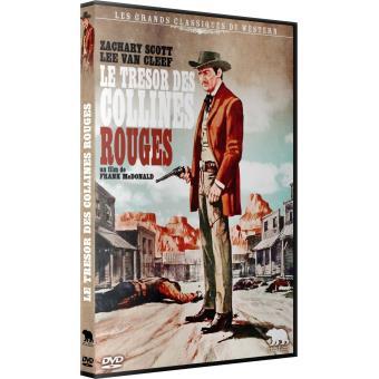 Le trésor des collines rouges DVD