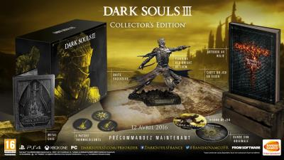 Dark Souls III Collector Edition PS4