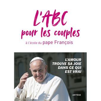 L'ABC du pape François pour les couples