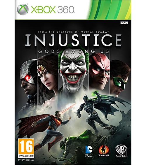 Injustice Xbox 360 Edition Jeu de l'Année - Xbox 360