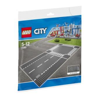 LEGO® City 7280 Route droite et carrefour