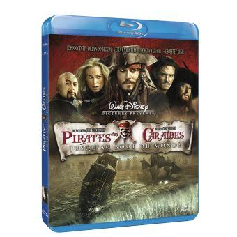 Pirate Des CaraïbesPirates des Caraïbes : Jusqu'au bout du Monde Blu-ray