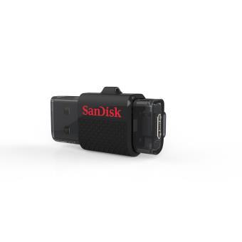 Clé USB 3.0 SanDisk Ultra Dual Drive 32 Go Noir