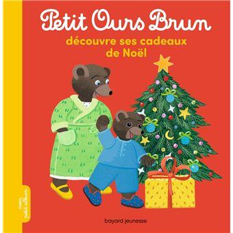 Petit Ours BrunPetit Ours Brun découvre ses cadeaux de Noël