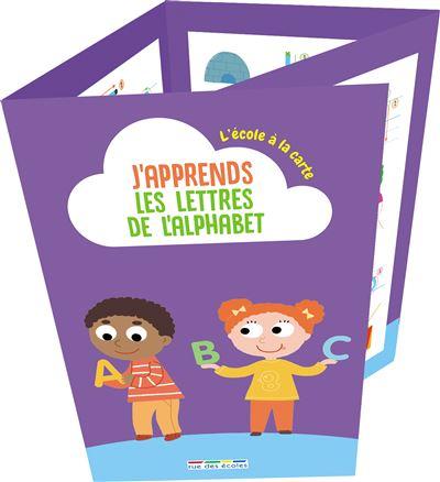 L'école à la carte : Les lettres de l'alphabet