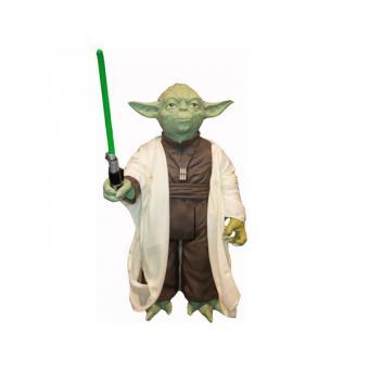 figurine articul e star wars yoda g ant 50 cm grande figurine achat prix fnac. Black Bedroom Furniture Sets. Home Design Ideas