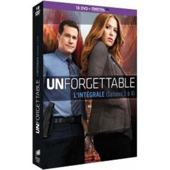 UnforgettableUnforgettable/saisons 1 a 4/coffret