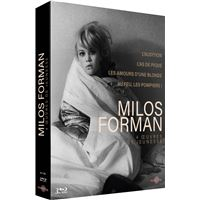 MILOS FORMAN - 4 ŒUVRES DE LA JEUNESSE-FR-BLURAY