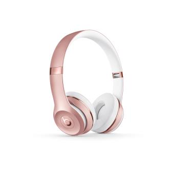 Casque supra-auriculaire sans fil Beats Solo3 Or Rose