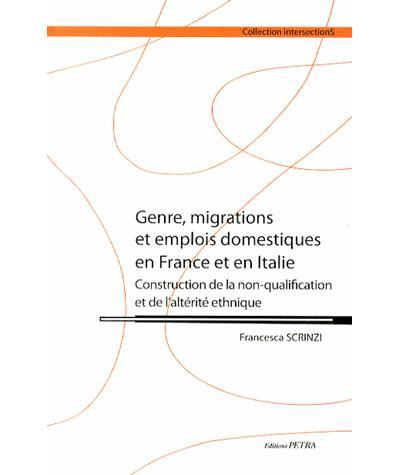 Genre, migrations et emplois domestiques en France et en Italie