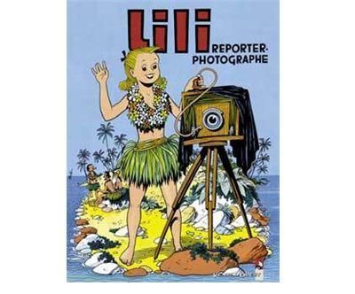 Lili reporter photographe